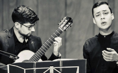 Dissabte, 13 de juliol de 2019, 20.00h | DUO CONTRASTES – Dos instruments, un cant únic | Església Sant Antoni Abat – BELLAGUARDA