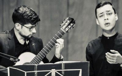 Sábado, 13 de julio de 2019, 20:00h | DUO CONTRASTES – Dos instrumentos, un canto único | Iglesia Sant Antoni Abat – BELLAGUARDA