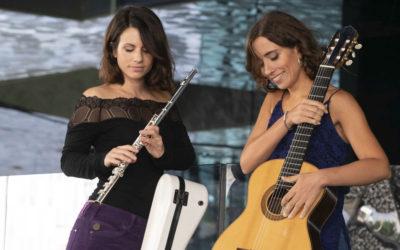 Dimecres, 14 d'agost de 2019, 22.30h | NEUS PLANA & MARIA CAMAHORT DUO – Notes improvisades | Castell – L'ESPLUGA CALBA