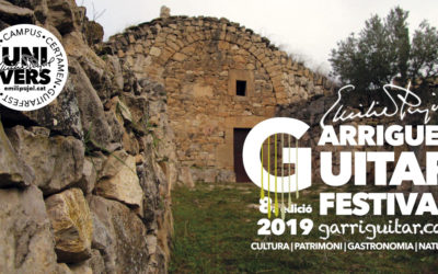 TORNA EL GARRIGUES GUITAR FESTIVAL | Més guitarra, més Pujol