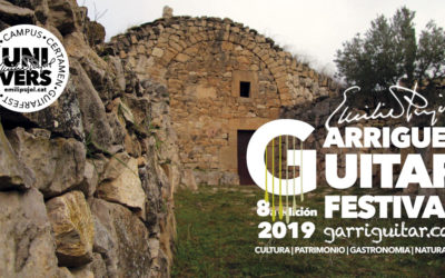 GARRIGUES GUITAR FESTIVAL IS BACK | More guitar, more Pujol