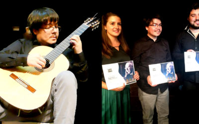 UNIVERS PUJOL 2019 | Torrebesses and La Granadella host the First Campus and International Guitar Competition