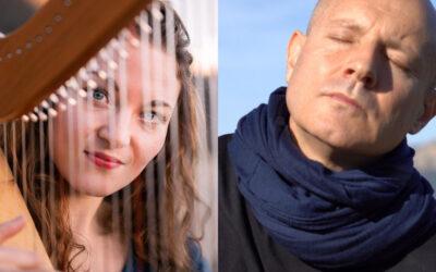Dissabte 3 de juliol, 22.00h | MIA RAMER & JOSEP MANEL VEGA | Paisatge inacabat | Pati de l'Ajuntament – LES BORGES BLANQUES