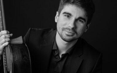 Divendres 9 de juliol, 20.00h | SERGEY PERELEKHOV – Des de Rússia amb guitarra | Església de Sant Salvador – TORREBESSES